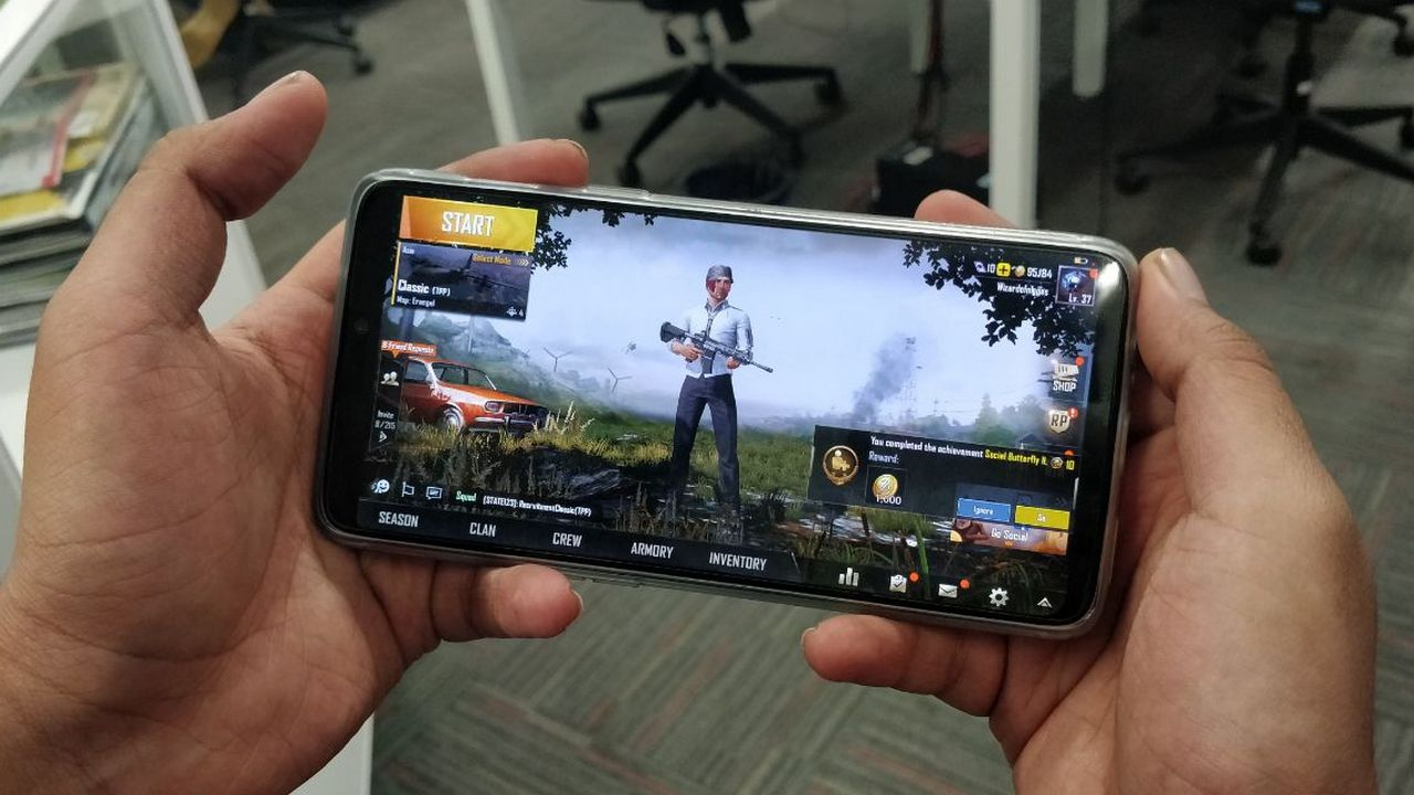 PUBG Mobile update 0.7.0 rolling out now with War Mode, a new gun and more