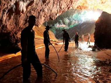 Thailand cave rescue updates: Navy Seals confirm eight boys saved; rescue operations on hold for the day