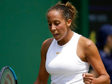 Wimbledon 2018: USAs Madison Keys finds power servers in mens tennis to be boring