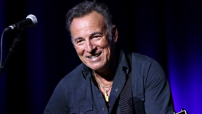 Bruce Springsteen performs at the 9th Annual Stand Up For Heroes event in New York. Netflix announced Wednesday, 18 July, 2018, that it will broadcast Springsteen on Broadway, The Boss' one-man show's final performance on Dec. 15. The Associated Press/Greg Allen