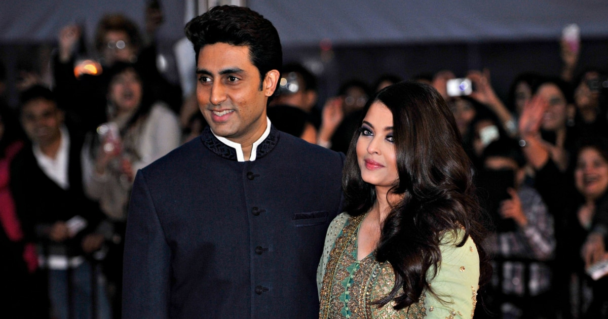 Abhishek Bachchan responds to reports about rift with Aishwarya Rai:  'Refrain from making up false stories' - Entertainment News , Firstpost