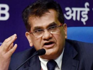 High growth rate in manufacturing on sustainable basis a doable challenge, says Niti Aayog CEO Amitabh Kant