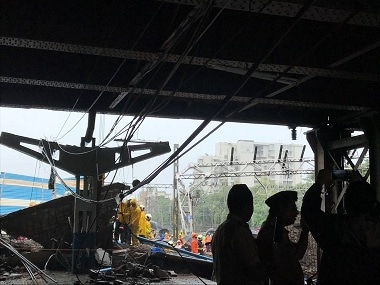 Andheri bridge collapse: Mumbai held together by prayer and band-aid, but its fabled spirit has floated away