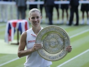 Wimbledon 2019: Refreshed Angelique Kerber relishing emotional return to SW19s grass