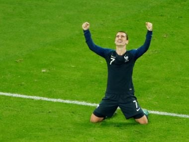 FIFA World Cup 2018: Antoine Griezmann continues to dictate France's tempo despite Kylian Mbappes emergence
