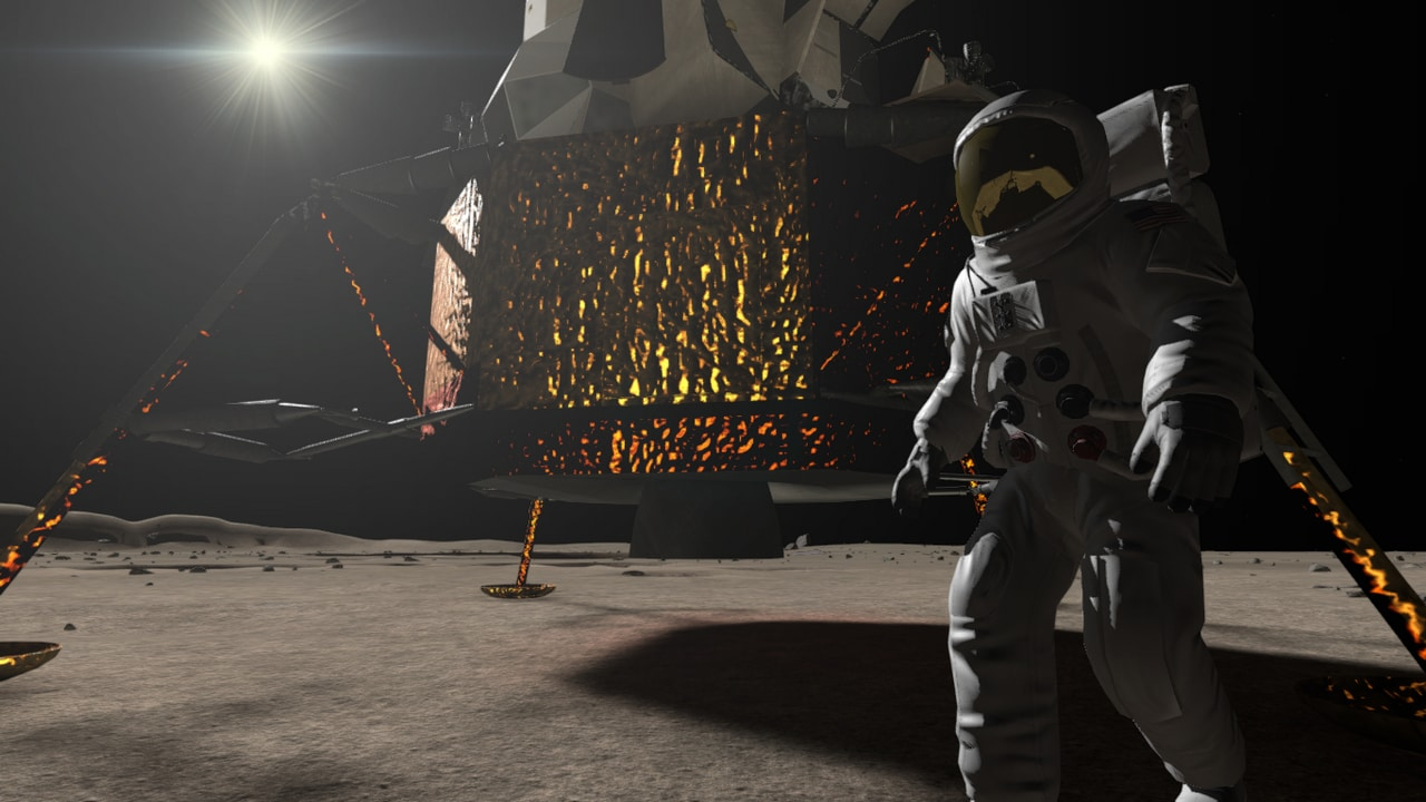 NASA's history archive enables company to recreate Apollo 11 experience in VR