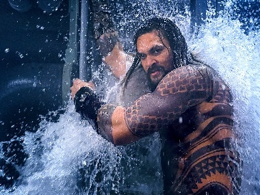 Aquaman director James Wan says he wanted Jason Momoa's superhero to stand out from Superman