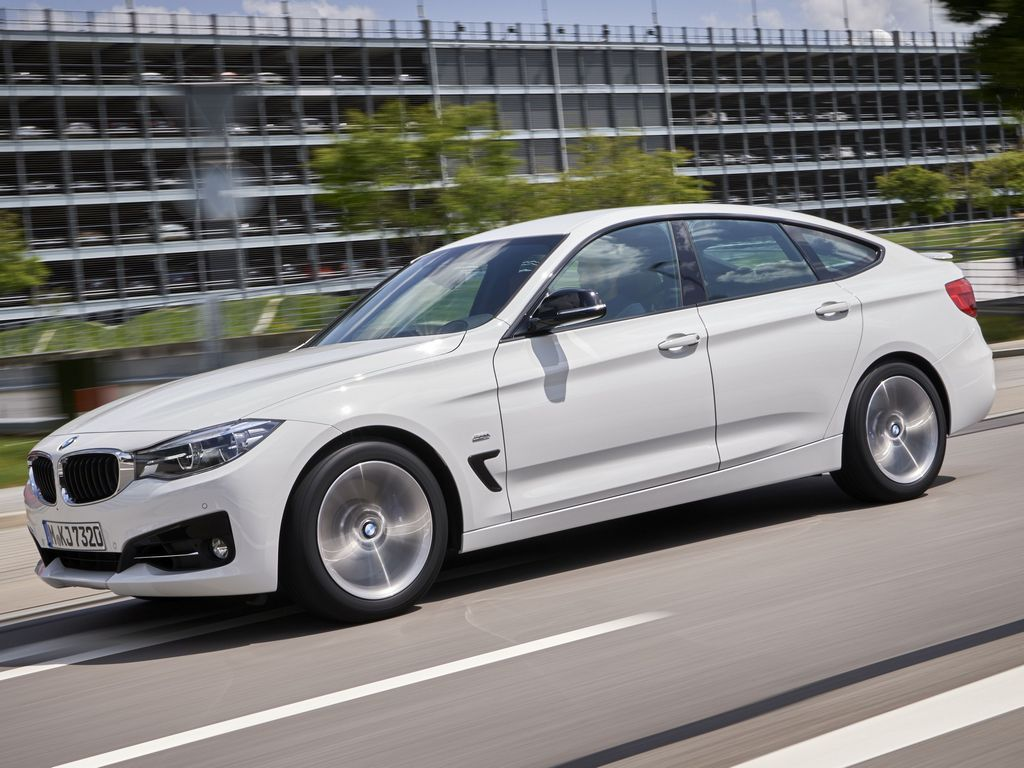 Bmw Launches 2018 3 Series Gran Turismo Sport Priced At Rs 46 6 Lakh