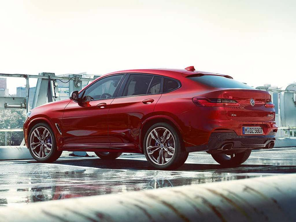 First Drive Review: 2018 BMW X4 is a unique, stylish SUV with aesthetic appeal