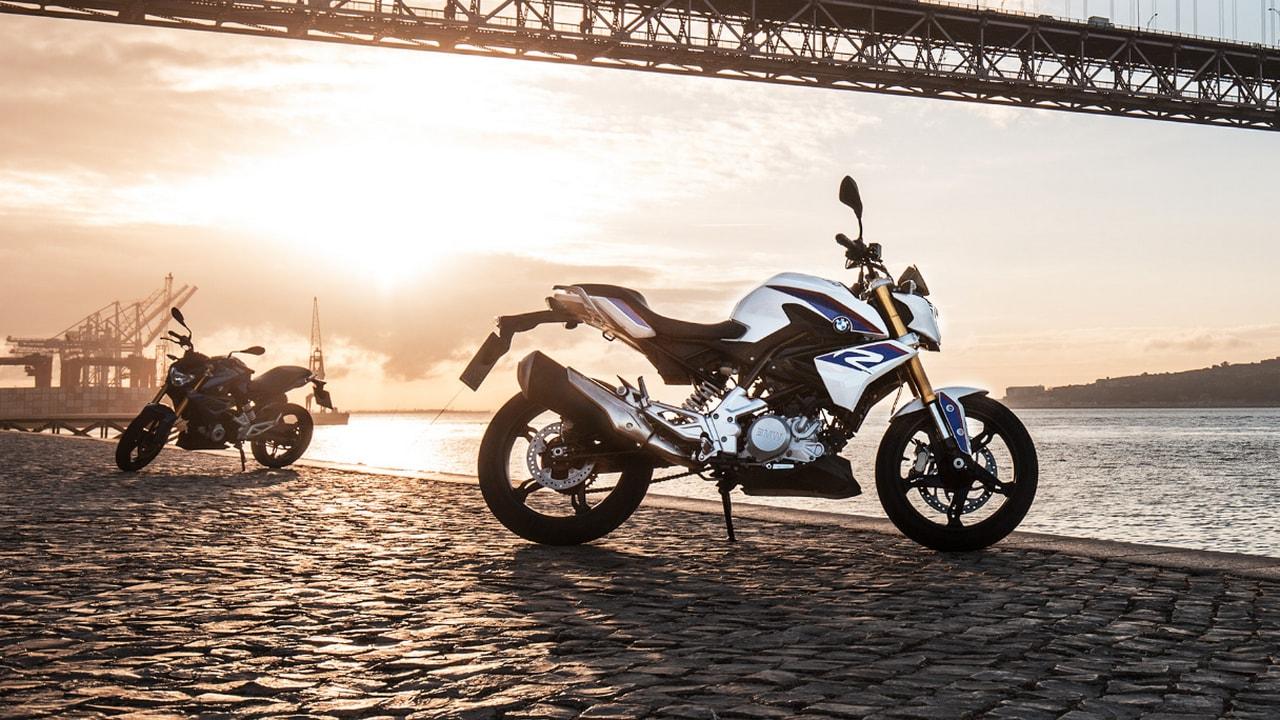BMW G 310 R. Image: BMW Motorrad