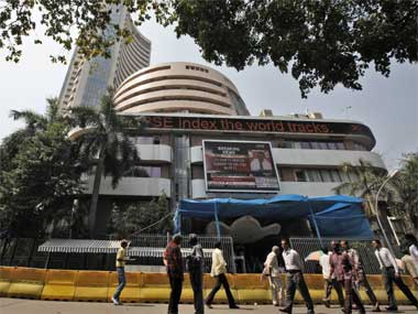 Sensex ends in red after choppy trade; IT, pharma stocks top losers amid unabated foreign fund outflows