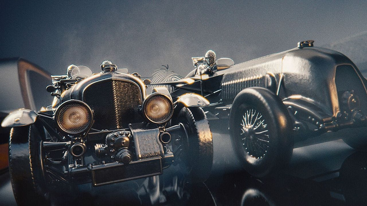 Bentley Motors celebrates 100th anniversary with short film depicting its history