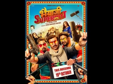 Bhaiaji Superhit first look: Sunny Deol plays gangster in action comedy, film will hit theatres on 19 October