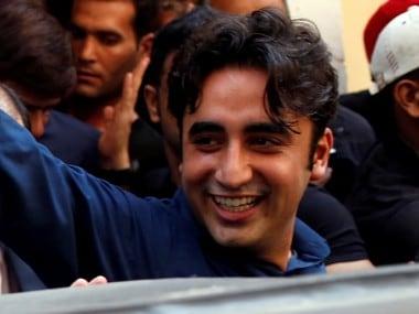 File image of Bilawal Bhutto Zardari. Reuters