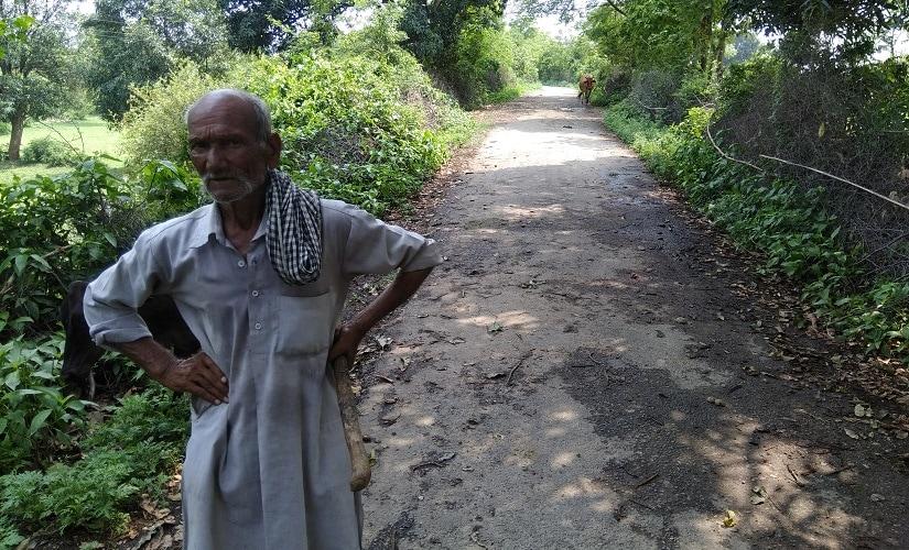 Birbal of Gurah village. Image courtesy Arjun Sharma