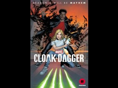 Marvel's Cloak and Dagger, starring Olivia Holt, Aubrey Joseph, to return for second season in 2019
