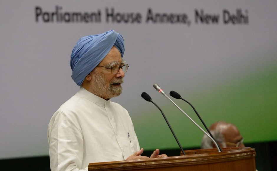 Manmohan Singh, while addressing the CWC, also lashed out at Modi and rejected the culture of constant