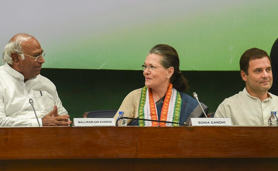 Apart from Rahul, the meeting was attended by former party president Sonia Gandhi, Leader of Congress in the Lok Sabha Mallikarjun Kharge and senior general secretary Ashok Gehlot among others. PTI