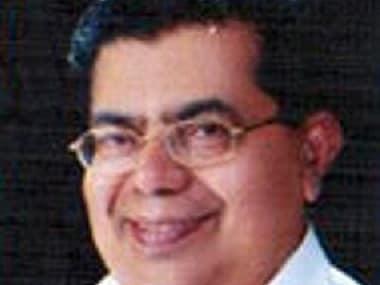 File photo of veteran Kerala politician Cherkalam Abdullah. Twitter@Cherkalam
