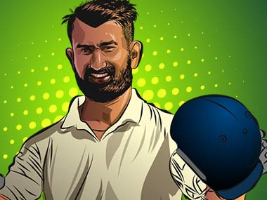India vs England Test series provides chance for Cheteshwar Pujara to prove that he is not just a subcontinent specialist