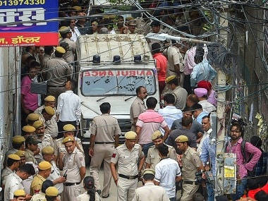 Burari deaths: Notes in family register claim they may not see next Diwali, says Delhi Police