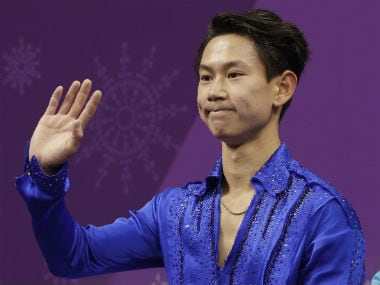 File image of Denis Ten. AP