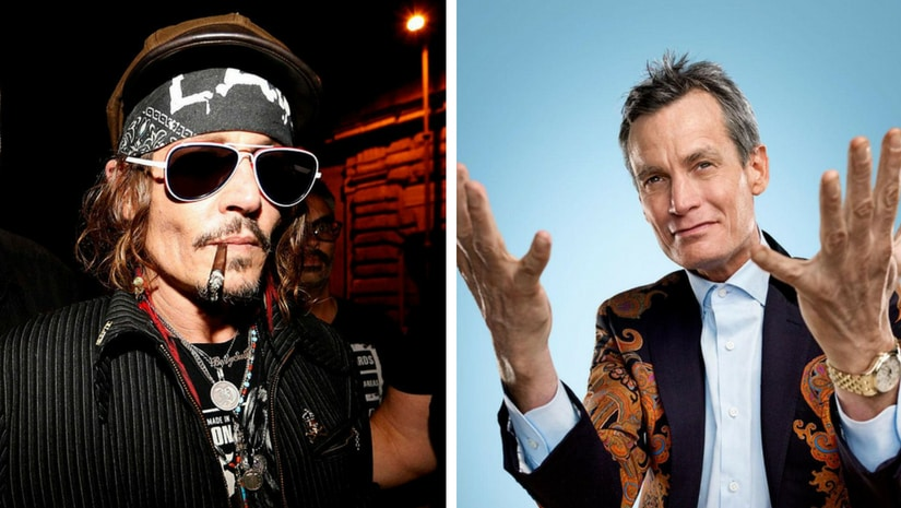 Johhny Depp is interested in playing Matthew Mellon in biopic on Cryptocurrency millionaire. Twitter