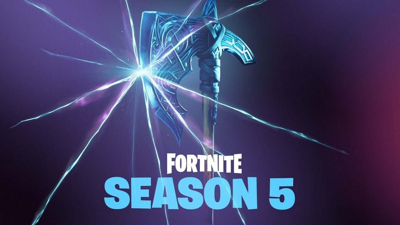 Fortnite Season 5.