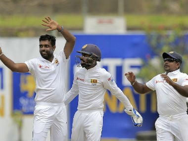 Sri Lanka vs South Africa: Proteas bowled out for lowest total since readmission as hosts' spinners mastermind 278-run win in Galle Test