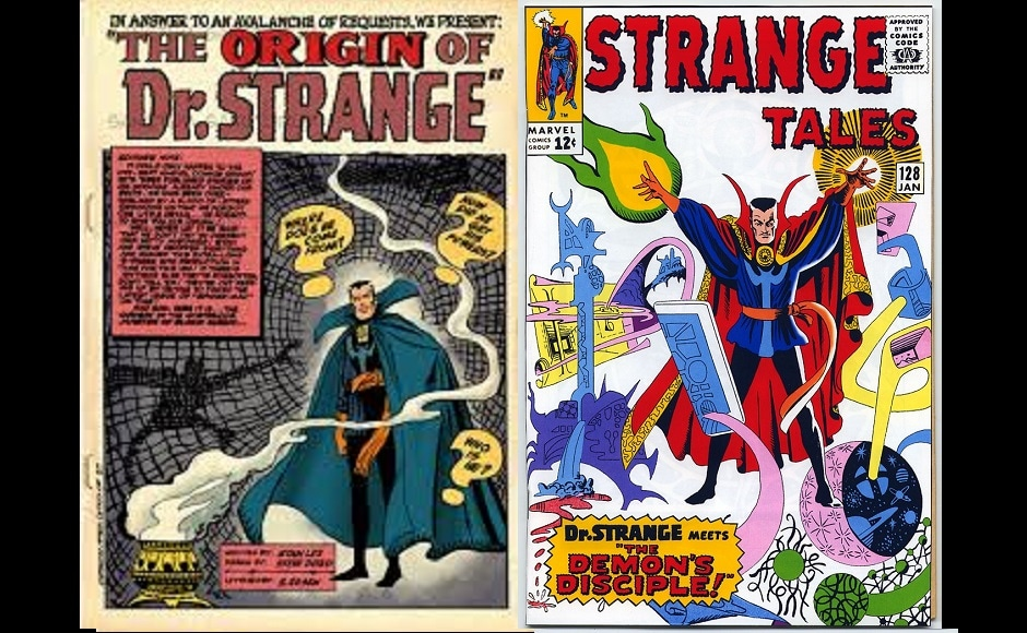 Both Doctor Strange and Spider-Man have been made into super hit blockbusters. In the 2016 film Doctor Strange, Benedict Cumberbatch essayed the role of Dr. Stephen Strange, the metaphysical superhero.