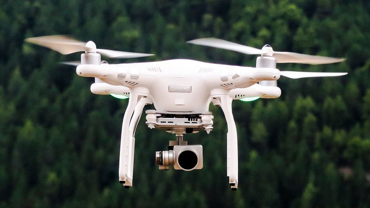 Samsungs latest patent shows it may be entering the drone industry