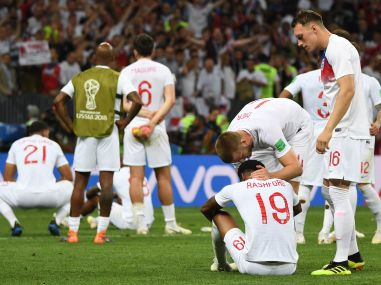 FIFA World Cup 2018: Uninventive England fall to Croatia's resilience, botch massive opportunity to make final