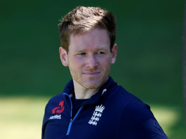 File image of Eoin Morgan. Reuters
