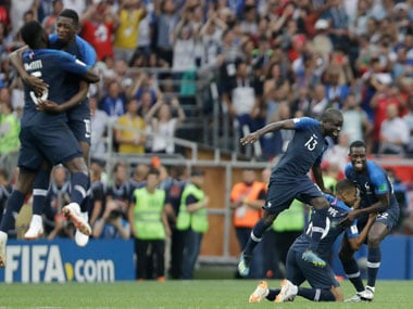 Allez Les Bleus: Twitter reacts as France beat Croatia in the World Cup final