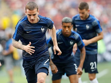 FIFA World Cup 2018: Paris celebrates France's title victory by renaming metro stations to honour Les Bleus' stars