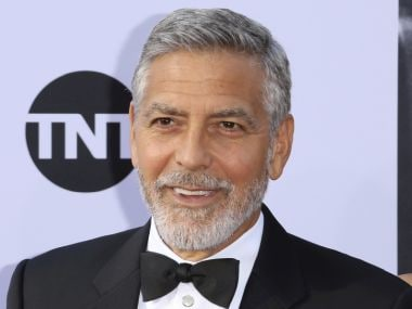 George Clooney released from hospital after motorcycle crash during filming of Catch-22 mini-series in Italy