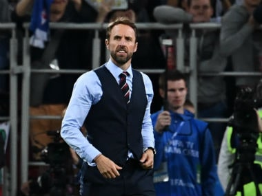 FIFA World Cup 2018: England boss Gareth Southgate says Three Lions are not the 'finished article', will be stronger in time