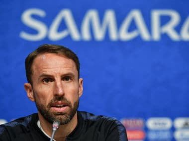 FIFA World Cup 2018: England coach Gareth Southgate calls on players to keep making history ahead of Sweden clash