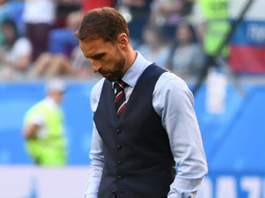 FIFA World Cup 2018: Gareth Southgate says England arent a top-four team yet after losing to Belgium in third-place playoff