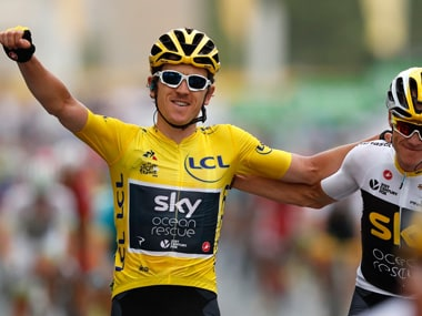 Tour de France 2018: Geraint Thomas transformation from precocious talent to a champion was worth its wait