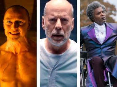 Glass trailer: Third part of M Night Shyamalan's Unbreakable series brings three ace actors together