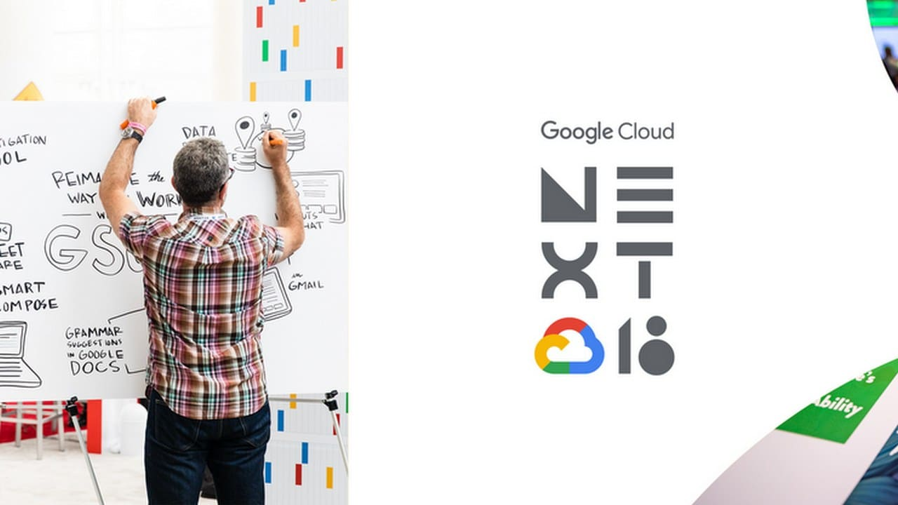 Google Cloud Next 2018. Image: Google blog