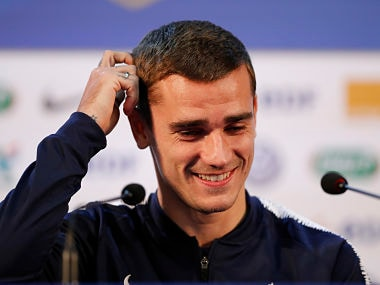 FIFA World Cup 2018: Antoine Griezmann says he will be happy even if France win 'ugly' in final