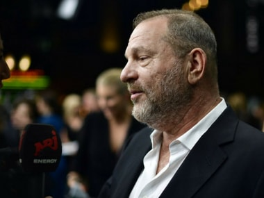 Harvey Weinstein gives first interview since sexual assault allegations; disputes quote attributed to him