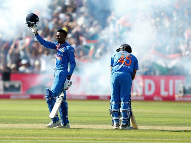 India vs England: Hardik Pandya, Rohit Sharma excel in T20I series decider; hosts' seamers disappoint