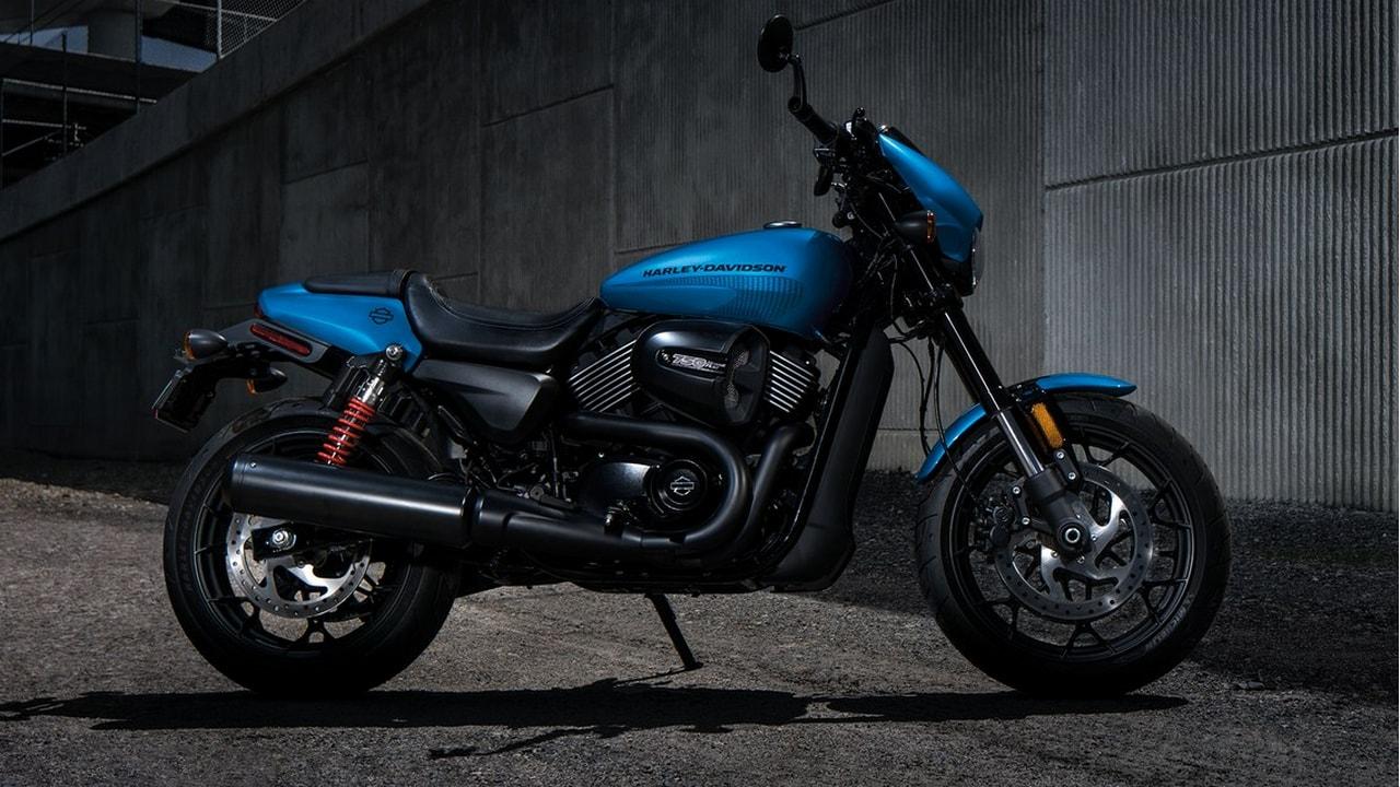 Harley-Davidson Street Rod. Image: Harley-Davidson