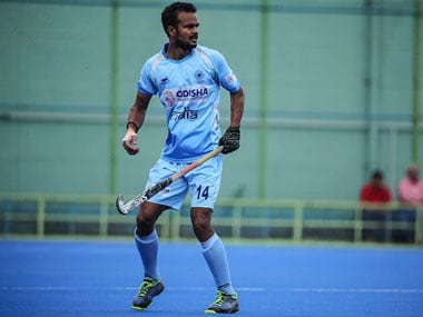 The Indian men's hockey team beat New Zealand to win the series with a clean sweep. Twitter@TheHockeyIndia