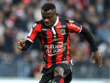 File image of Jean Michel Seri. AFP