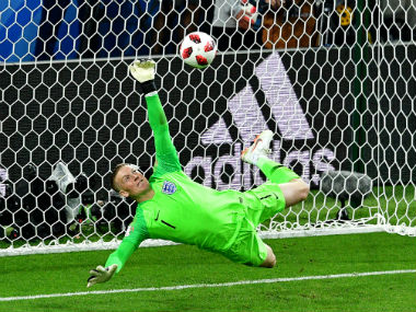 FIFA World Cup 2018: England keeper Jordan Pickford says he had done his research on Colombia before Round of 16 win