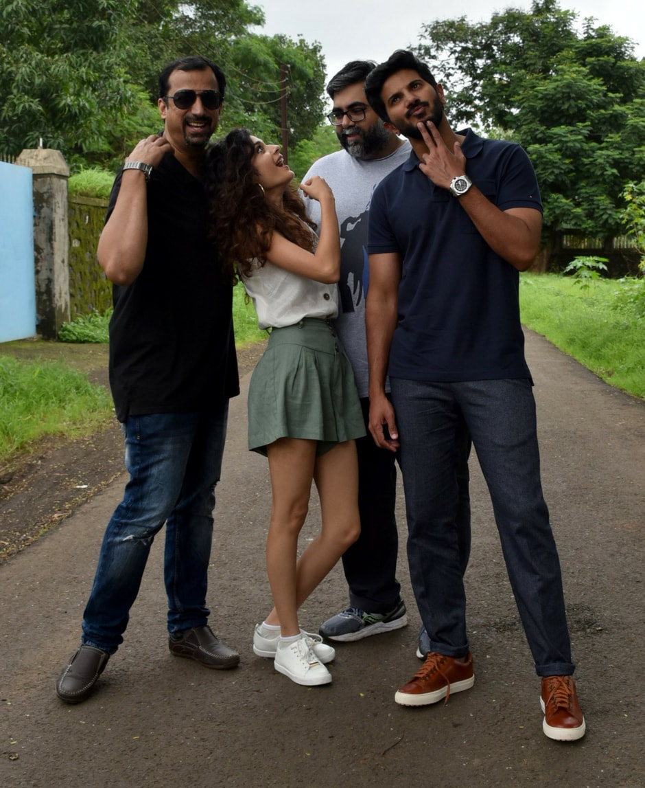 Both actors recreate the same memories yet again in their road trip from Mumbai to Lonavala.